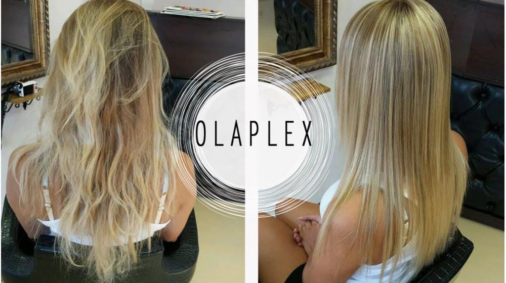 about the treatment Olaplex