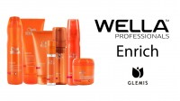 The range Wella Enrich