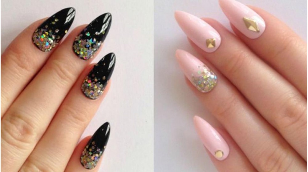 What are nail designs in fashion in 2017?